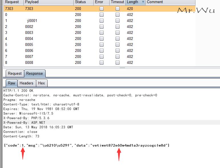 记一次典型的密码重置漏洞 New!