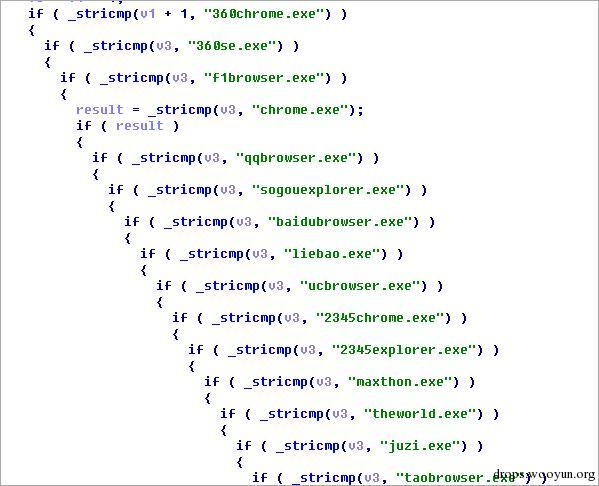 """偷天换日——新型浏览器劫持木马""""暗影鼠""""分析"""