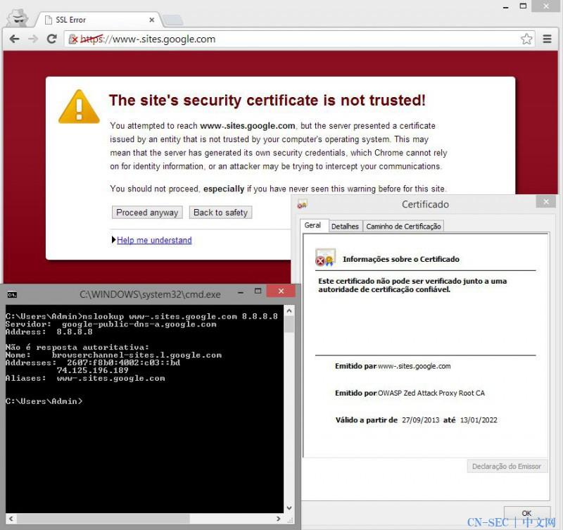 DNS泛解析与内容投毒,XSS漏洞以及证书验证的那些事