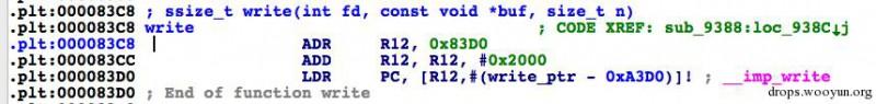 一步一步学ROP之Android ARM 32位篇