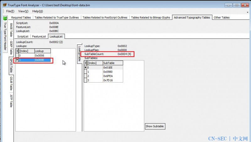 Hacking Team攻击代码分析Part5 Adobe Font Driver内核权限提升漏洞第二弹+Win32k KALSR绕过漏洞