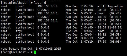 Linux入侵检测基础