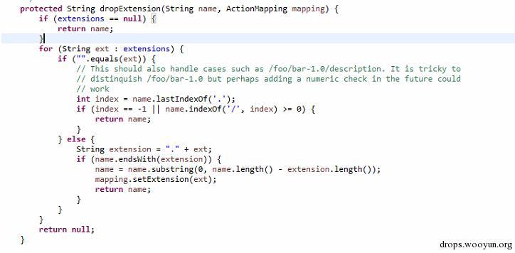 PKAV 发现 Struts2 最新远程命令执行漏洞(S2037)