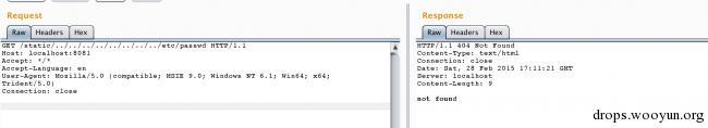 新型任意文件读取漏洞的研究