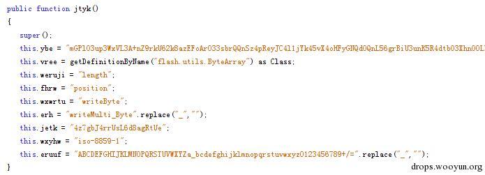 AnglerEK的Flash样本解密方法初探