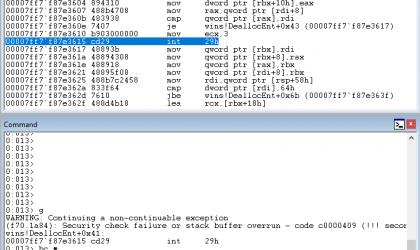 WINS服务器远程内存损坏Microsoft Windows Server中的漏洞