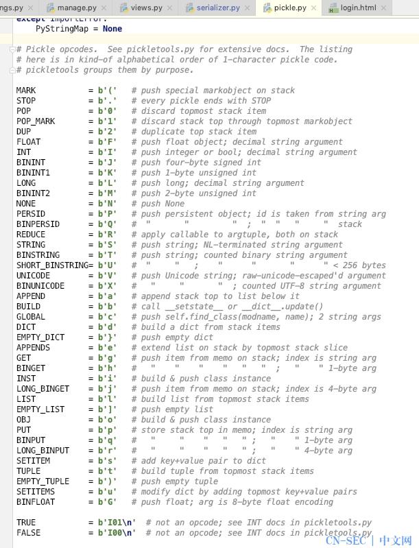 CodeBreaking中的两个Python沙箱
