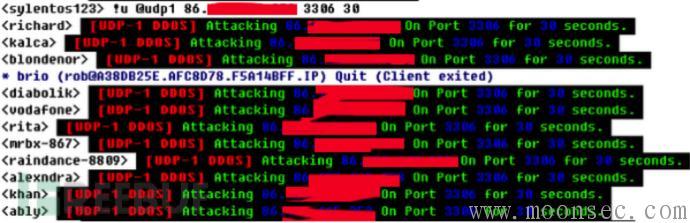 从某云服务商溯源黑客老巢:实例讲解Botnet僵尸网络和DDoS