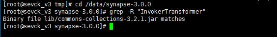 [CVE-2017-15708]Apache Synapse远程命令执行漏洞分析