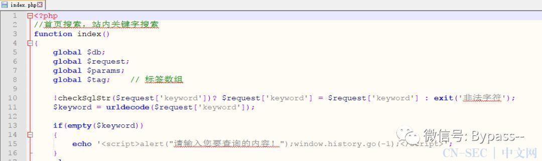 【代码审计】SQL二次编码注入漏洞实例(附tamper脚本)