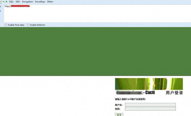 Cacti监控系统注入漏洞引发的内网血案