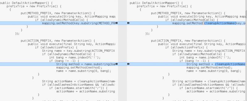 apache structs2 s2-032技术分析及漏洞检测脚本