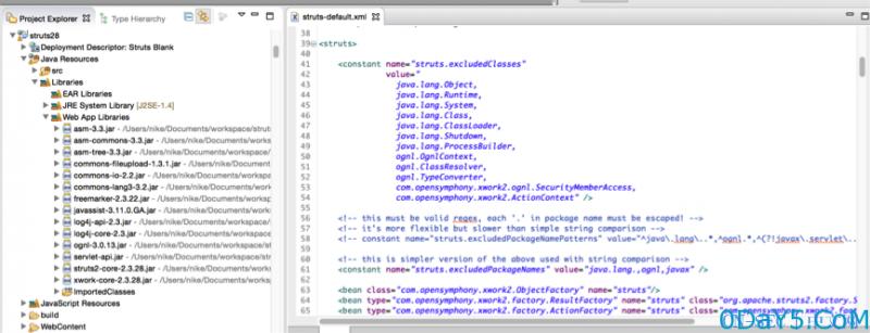 Struts2 s2-032远程代码执行分析