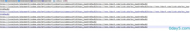 PHPCMS 组合技进行CSRF攻击