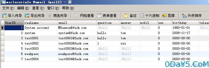U-Mail邮件系统任意用户登录漏洞