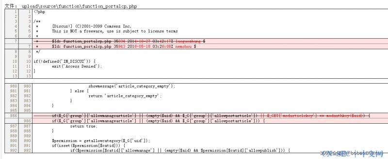Discuz X系列门户文章功能SSRF漏洞挖掘与分析