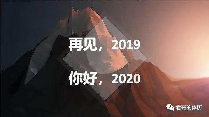 2019年总结