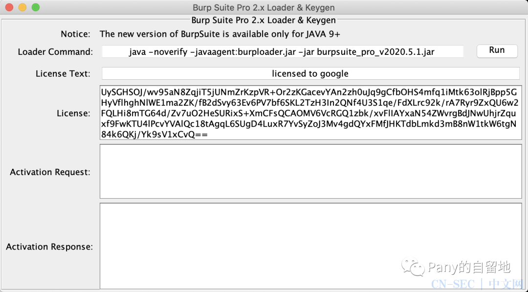 Burp Suite Pro v2020.5.1 Loader & Keygen
