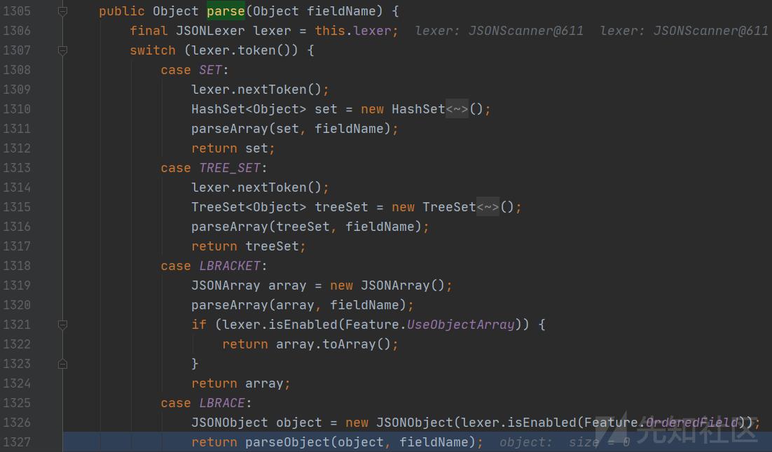FastJson入门介绍&&1.2.24利用链分析