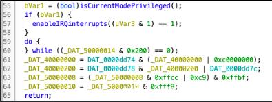 硬件安全系列——ARM Cortex-M4固件逆向分析