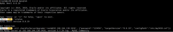 MySQL DBA必备:MySQL 5.7升级8.0过程(全)