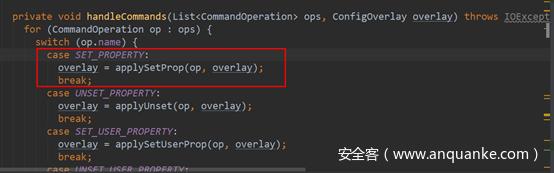 Apache Solr反序列化远程代码执行漏洞分析(CVE-2019-0192)