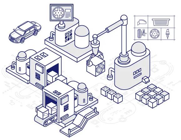 【数据安全小剧场】汽车零部件企业如何打造信息防泄密体系