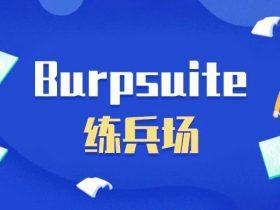「Burpsuite练兵场」验证机制漏洞(下篇)
