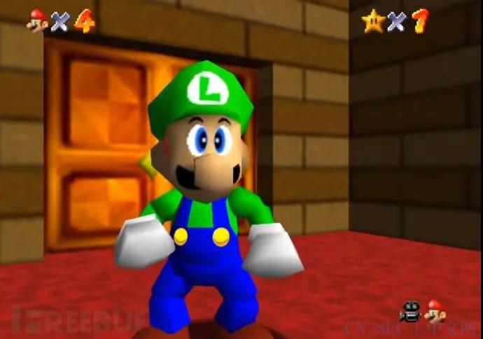 任天堂源代码泄露,引出《超级马里奥64》隐藏24年的角色