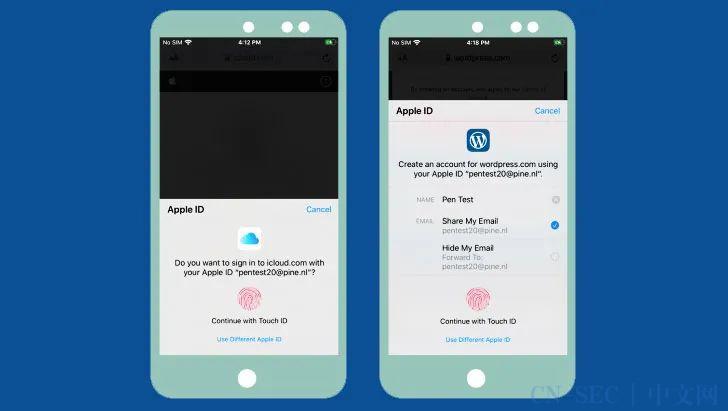 Apple Touch ID漏洞被用于劫持iCloud账号
