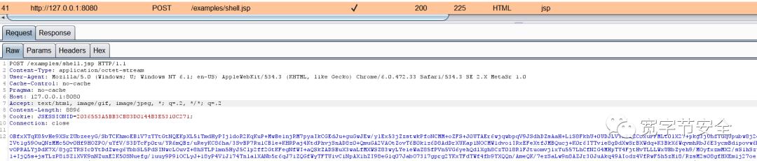 冰蝎3.0 流量特征分析 附特征