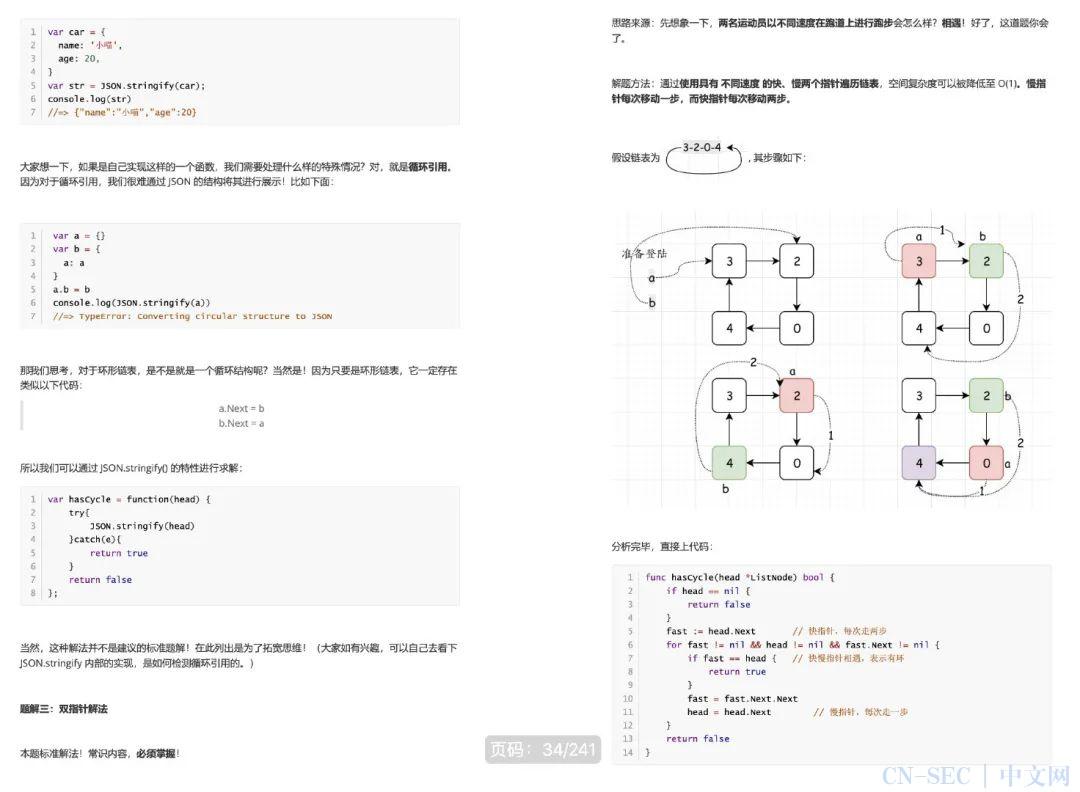 推荐两个学算法的 GitHub 项目