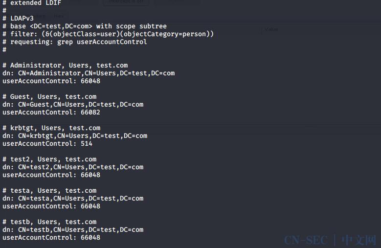 渗透基础——域用户的密码永不过期属性