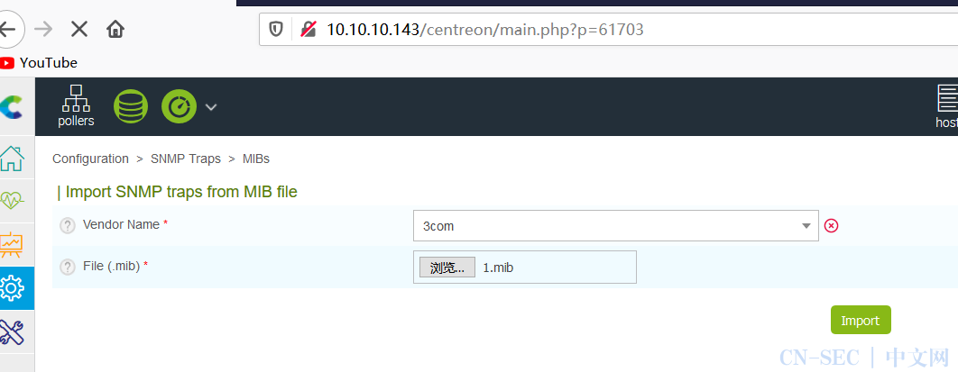 代码审计从0到1 —— Centreon One-click To RCE