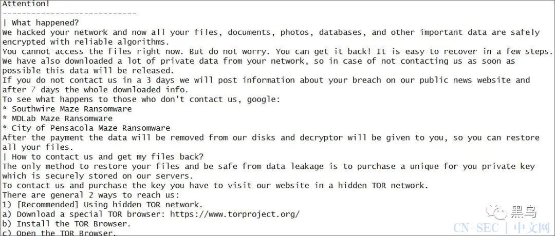 佳能遭到Maze勒索软件攻击,据称10TB数据被盗