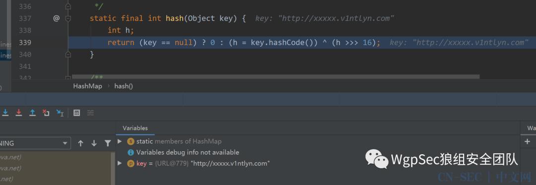 JAVA反序列化之URLDNS链分析
