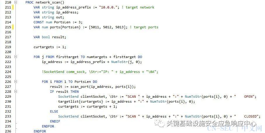 工业编程中的恶意代码及漏洞
