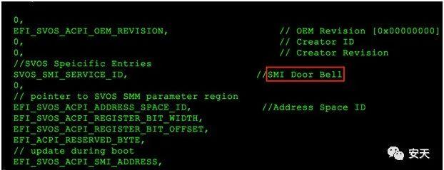 """包含""""backdoor""""字样的英特尔泄露代码的初步分析"""