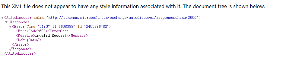 渗透基础——Exchange Autodiscover的使用
