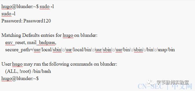 HTB-Blunder-Writeup