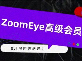ZoomEye 2020 发布最新版本升级,顺便送你高级会员!
