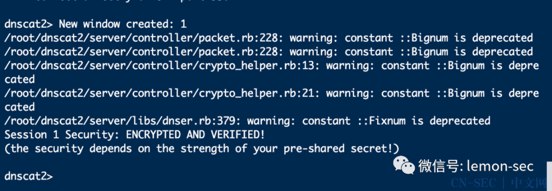 DNS隐藏隧道的使用