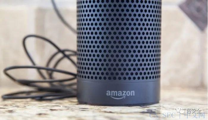 亚马逊Alexa现漏洞:可能会曝光用户个人信息及语音历史
