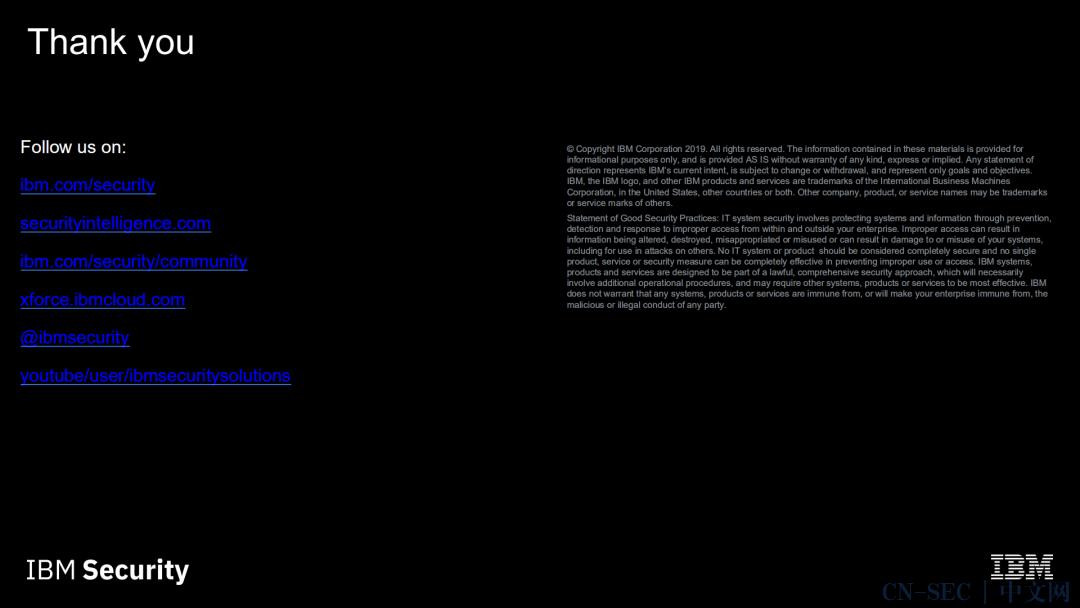 EISS-2020北京站PPT | 冯圣波/IBM信息安全架构师 (混合多云安全,始于互联数据与集成的安全管理平台)