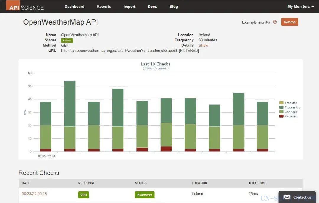 推荐 5 款好用的REST API工具